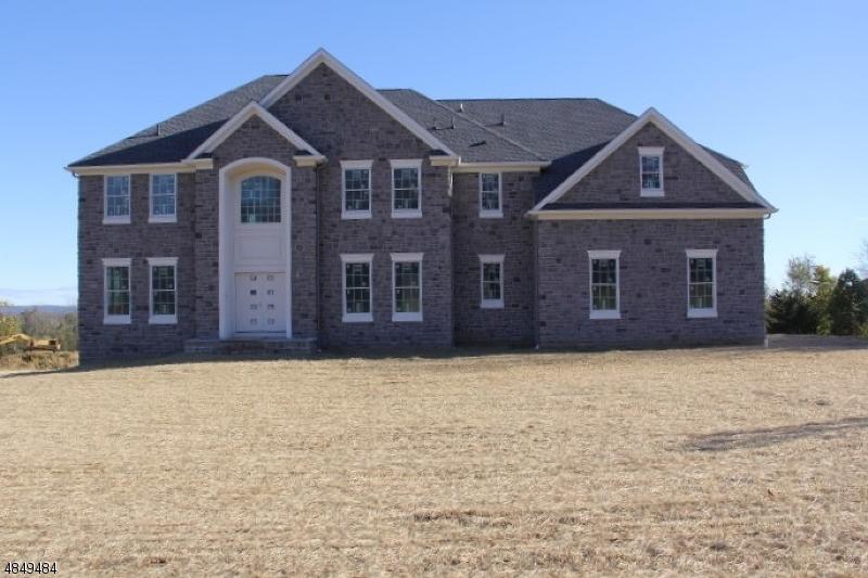 Частный односемейный дом для того Продажа на 7 Moonlight Trail Raritan, Нью-Джерси 08822 Соединенные Штаты