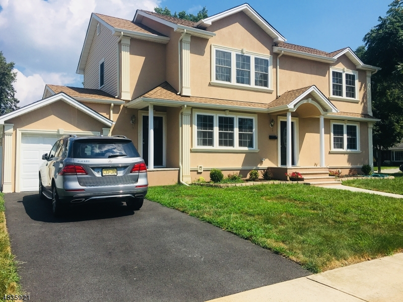 Single Family Home for Sale at 8 SCOTT TER 8 SCOTT TER Clifton, New Jersey 07013 United States