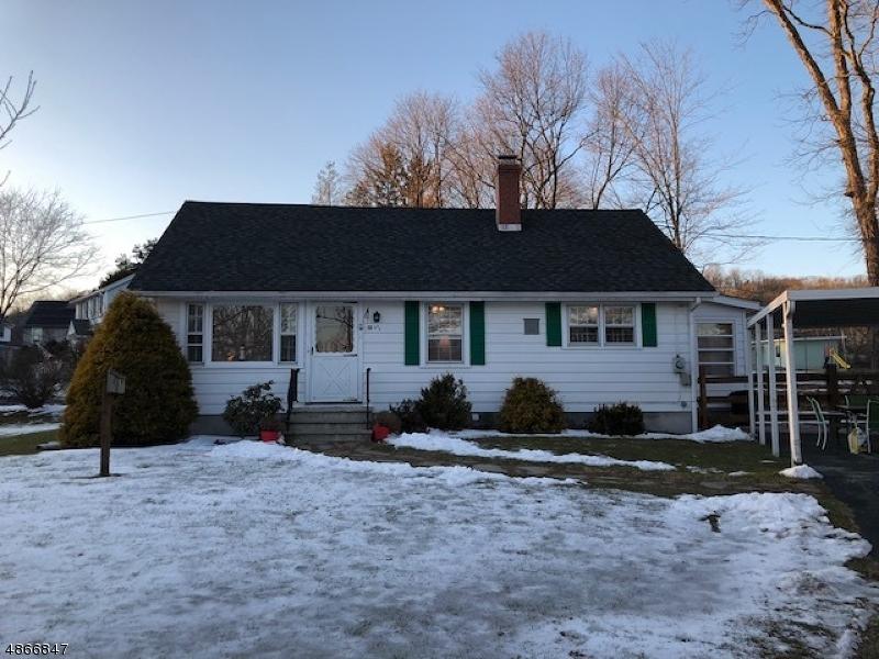 단독 가정 주택 용 매매 에 12 MAPLE Avenue Branchville, 뉴저지 07826 미국