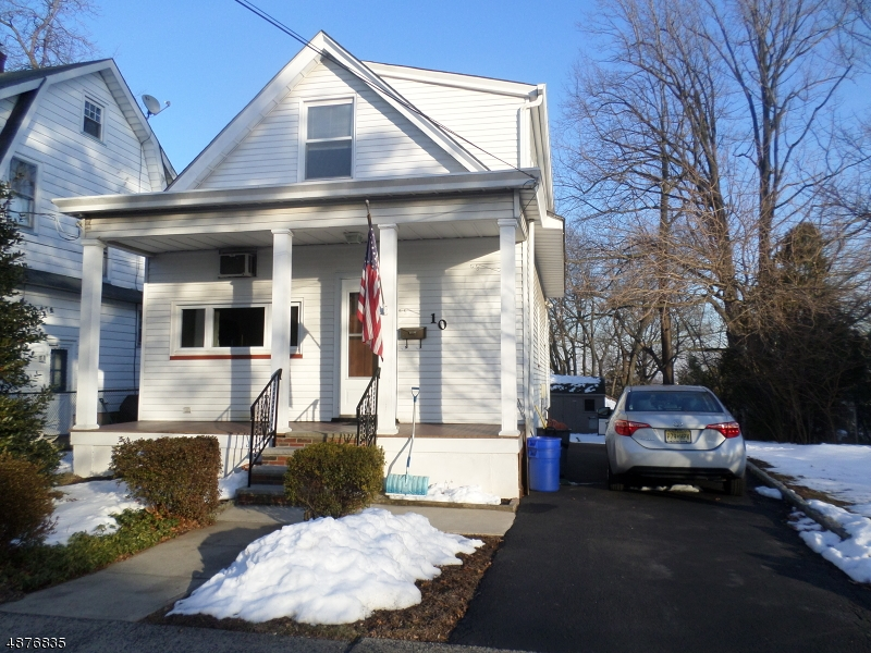 Single Family Home for Sale at 10 HASTINGS AVE Nutley, New Jersey 07110 United States