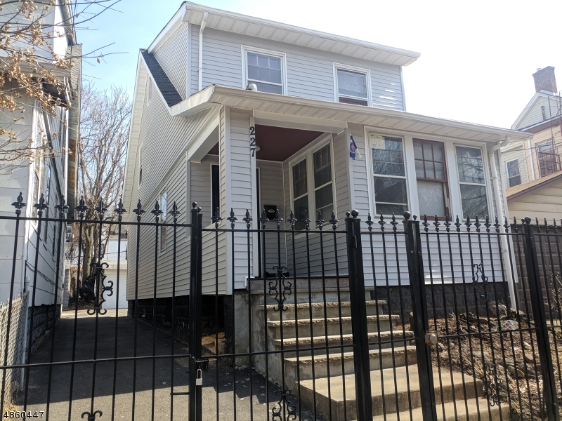 Single Family Home for Sale at 227 N 11TH ST 227 N 11TH ST Newark, New Jersey 07107 United States
