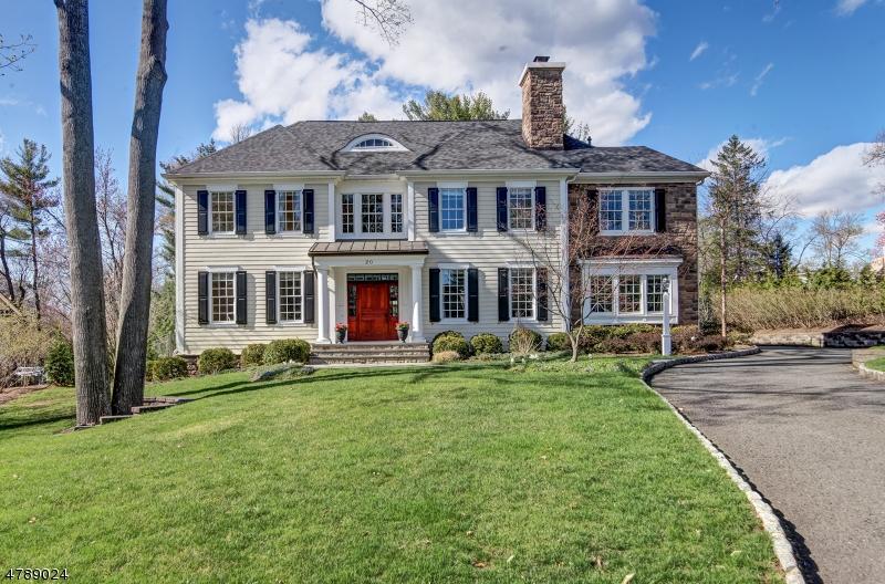 Single Family Homes per Vendita alle ore Chatham, New Jersey 07928 Stati Uniti