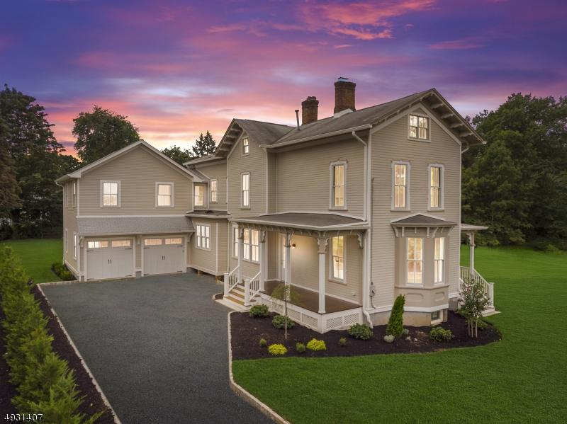 Single Family Homes voor Verkoop op 165 RIDGEDALE Avenue Madison, New Jersey 07940 Verenigde Staten