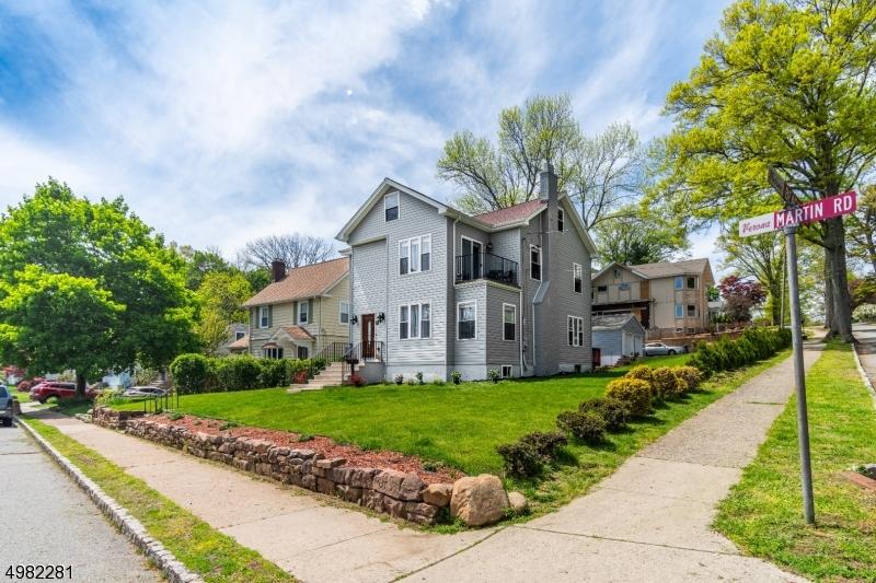 Single Family Homes для того Продажа на Verona, Нью-Джерси 07044 Соединенные Штаты