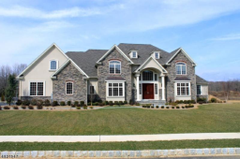 独户住宅 为 销售 在 8 PHILHOWER Court Denville, 07834 美国