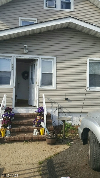 Single Family Home for Sale at 57 HILLSIDE Avenue Hillside, New Jersey 07205 United States