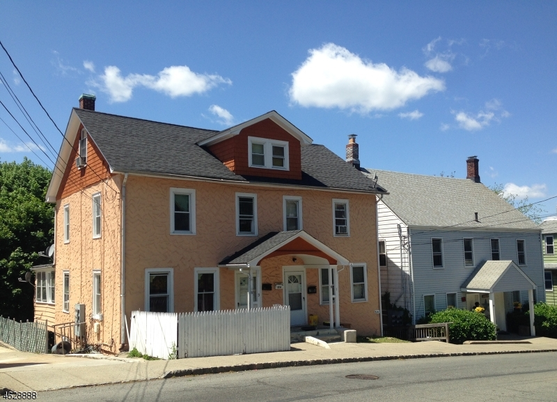 Multi-Family Home for Sale at 81-83 S MORRIS Street Dover, 07801 United States