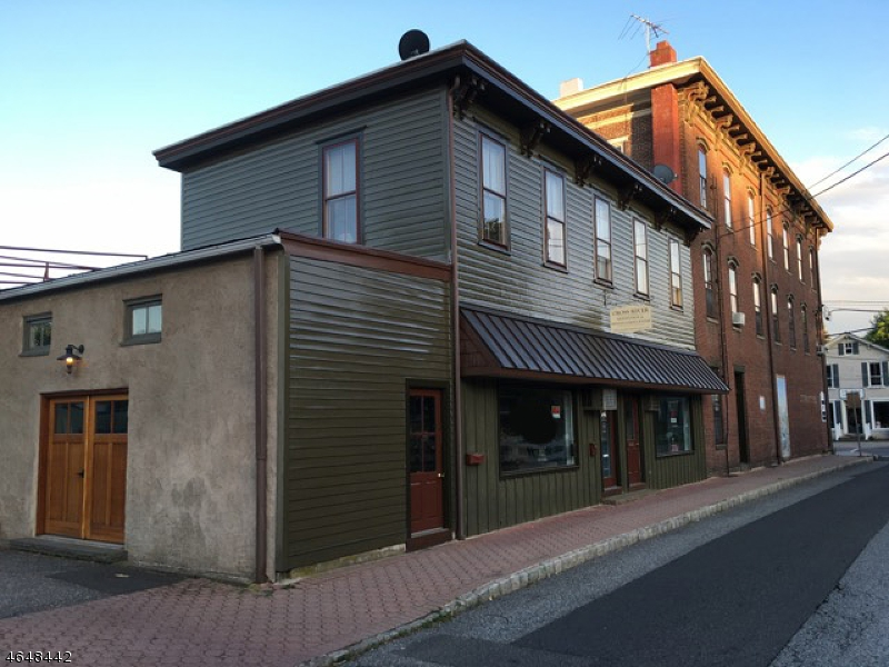 Commercial for Sale at 106 Harrison Street Frenchtown, New Jersey 08825 United States