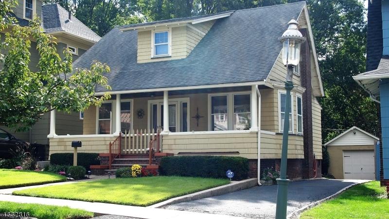 Casa Unifamiliar por un Venta en 114 Roland Avenue South Orange, Nueva Jersey 07079 Estados Unidos