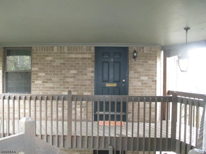 Casa Unifamiliar por un Alquiler en 181 Long Hill Rd 3-16 Little Falls, Nueva Jersey 07424 Estados Unidos
