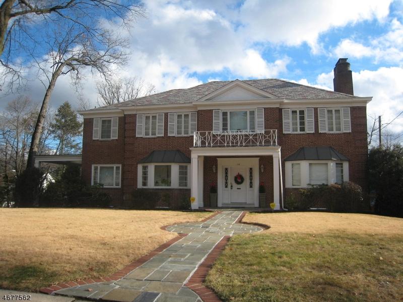 独户住宅 为 出租 在 116-118 WYOMING Avenue Maplewood, 07040 美国