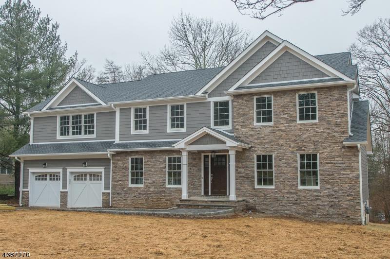 Частный односемейный дом для того Продажа на 19 Cedar Green Lane Berkeley Heights, 07922 Соединенные Штаты