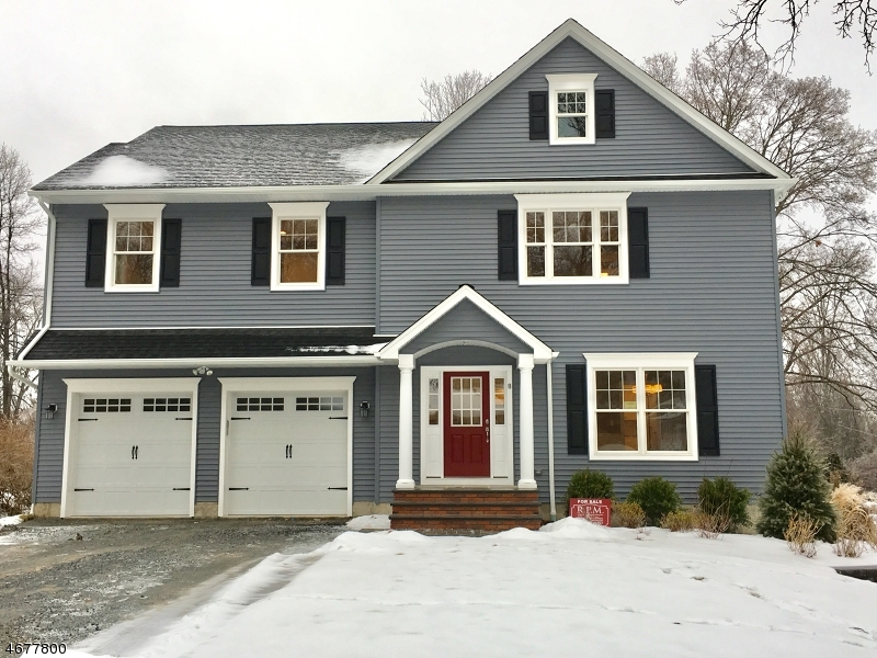 Single Family Home for Sale at 8 TOWNSEND Drive Florham Park, 07932 United States