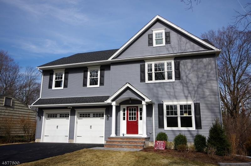 Casa Unifamiliar por un Venta en 8 TOWNSEND Drive Florham Park, Nueva Jersey 07932 Estados Unidos