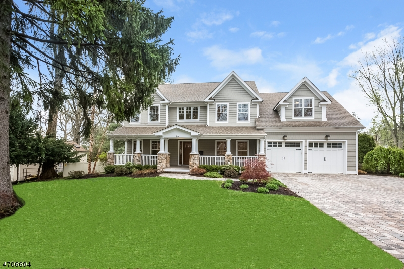 Single Family Home for Sale at 89 Hillside Avenue Berkeley Heights, New Jersey 07922 United States