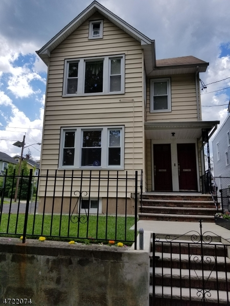Single Family Home for Rent at 379 Olcott Street Orange, New Jersey 07050 United States