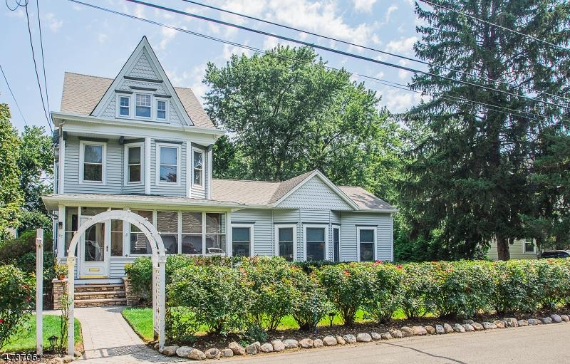 Частный односемейный дом для того Продажа на 97 Hillside Avenue Midland Park, Нью-Джерси 07432 Соединенные Штаты