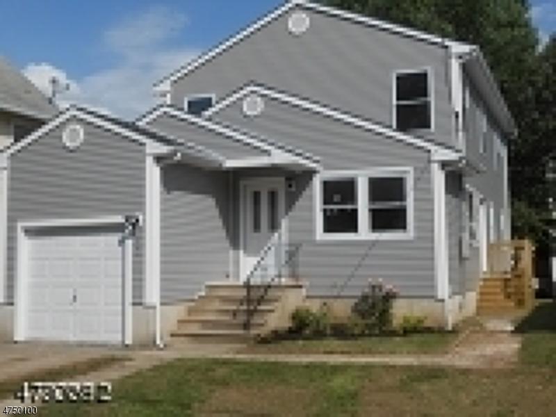 Частный односемейный дом для того Продажа на 2003 Rutherford Street Rahway, Нью-Джерси 07065 Соединенные Штаты