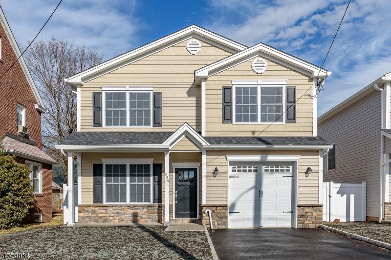 一戸建て のために 売買 アット 604 Harrison Place 604 Harrison Place Linden, ニュージャージー 07036 アメリカ合衆国