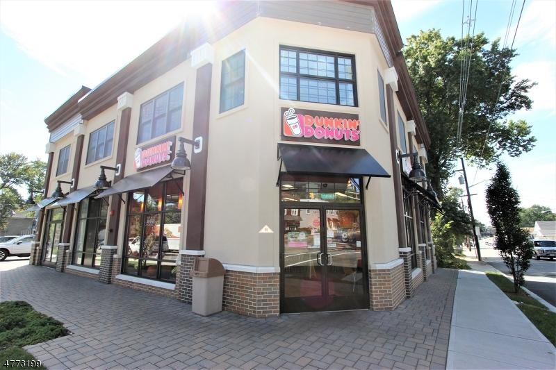 Коммерческий для того Аренда на 688 Franklin Avenue Nutley, Нью-Джерси 07110 Соединенные Штаты