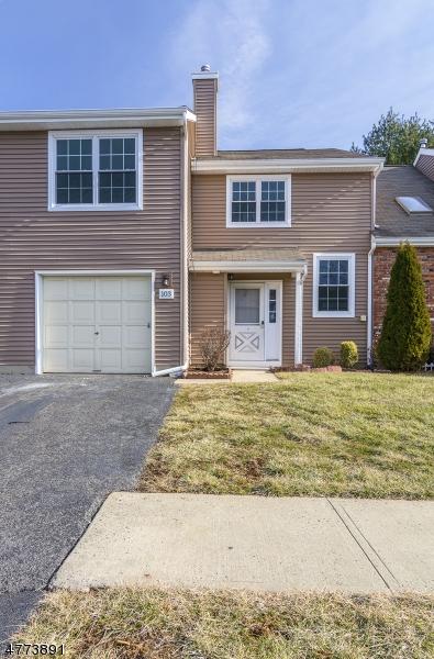 Maison unifamiliale pour l à louer à 103 Wisbech Place Franklin, New Jersey 08873 États-Unis