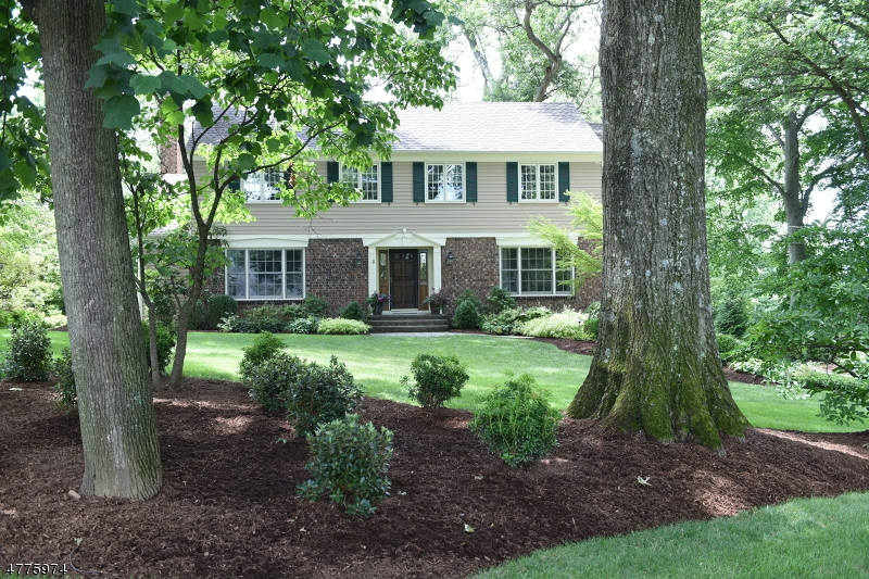 Casa Unifamiliar por un Venta en 22 Spring Brook Road 22 Spring Brook Road Morris Township, Nueva Jersey 07960 Estados Unidos
