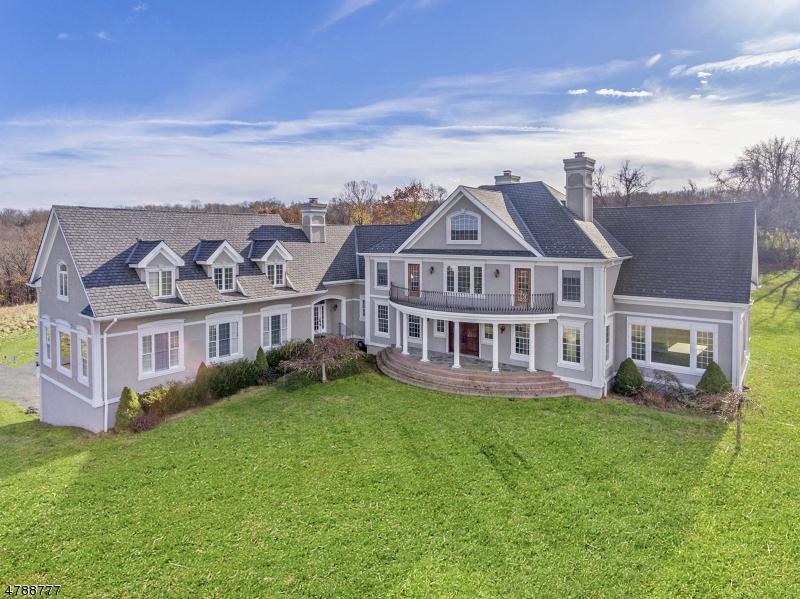Maison unifamiliale pour l Vente à 423 MILFORD-WARREN GLEN Holland Township, New Jersey 08848 États-Unis