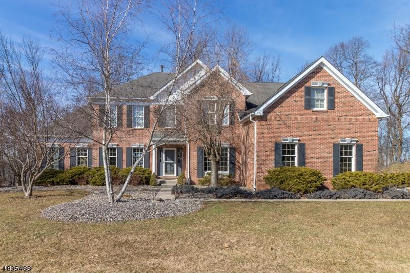 Enfamiljshus för Försäljning vid 7 ROCKHILL Drive Hampton, New Jersey 08827 Förenta staterna
