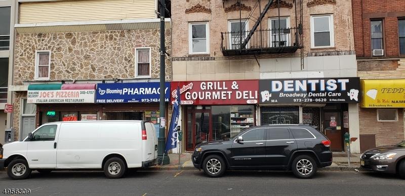 Comercial por un Alquiler en Paterson, Nueva Jersey 07505 Estados Unidos