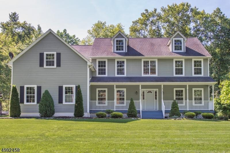 Single Family Homes για την Πώληση στο Hope, Νιου Τζερσεϋ 07825 Ηνωμένες Πολιτείες