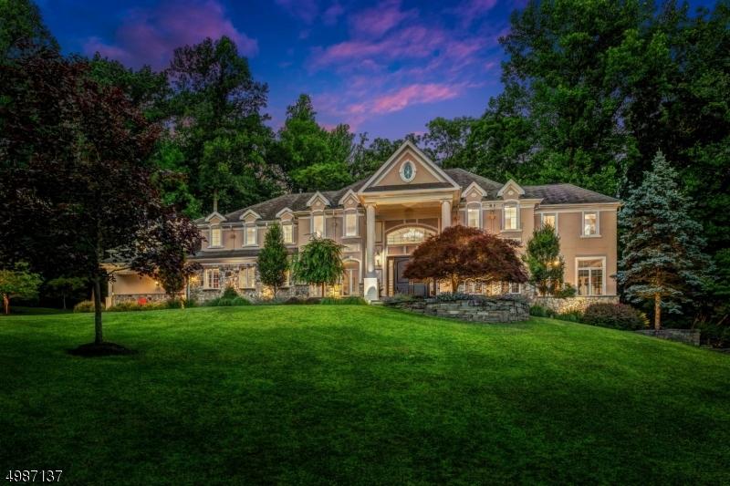 Single Family Homes för Försäljning vid Chester, New Jersey 07930 Förenta staterna