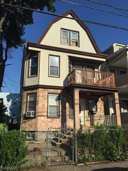 Multi-Family Home for Sale at 410 E 31st Street Paterson, New Jersey 07504 United States