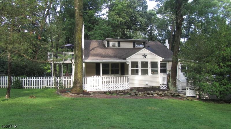 Casa Unifamiliar por un Venta en 180 LOCKTOWN-SERGEANTSVILLE Stockton, Nueva Jersey 08559 Estados Unidos
