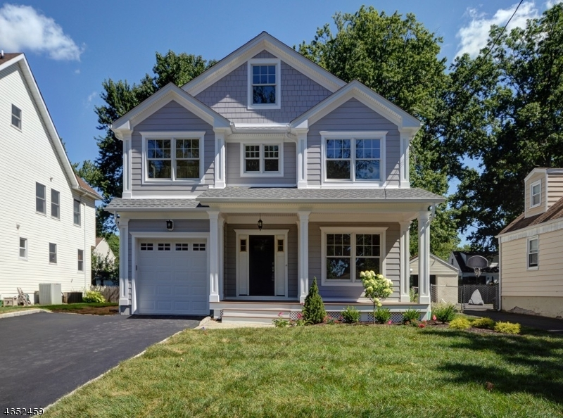 Частный односемейный дом для того Продажа на 1313 Boulevard Westfield, Нью-Джерси 07090 Соединенные Штаты