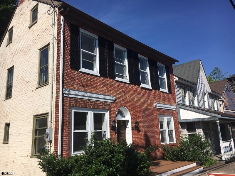 Single Family Home for Sale at 35 Church Street Bloomsbury, New Jersey 08804 United States