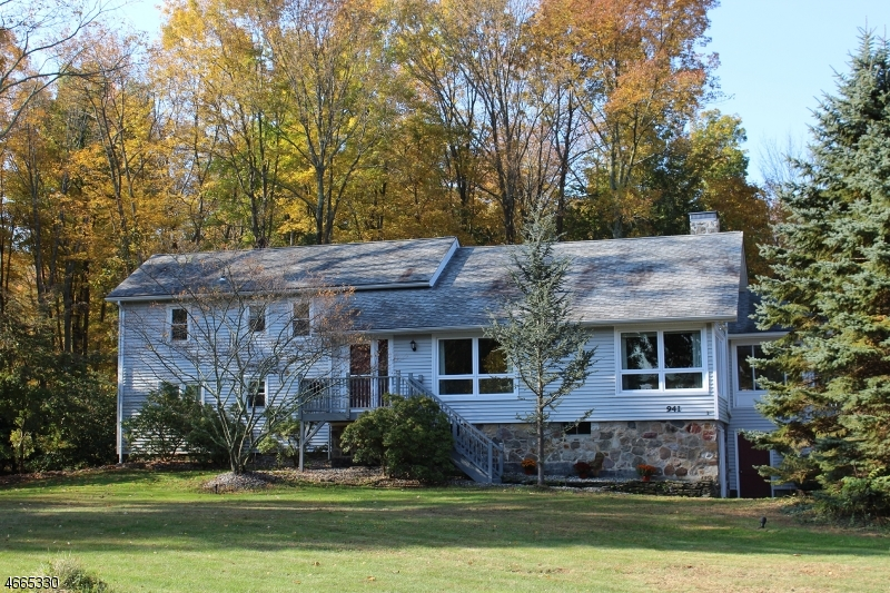 Single Family Home for Sale at 941 Mount Holly Road Blairstown, New Jersey 07825 United States