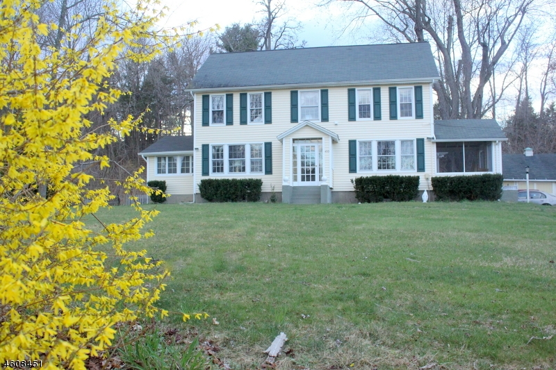 Single Family Home for Sale at 490 State Route 94 Fredon, 07860 United States