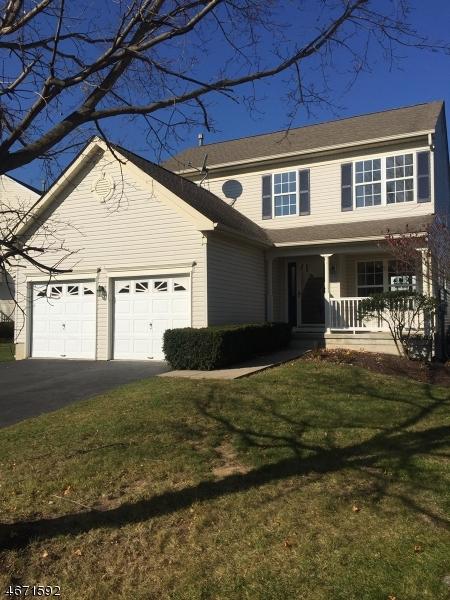 Частный односемейный дом для того Продажа на 1507 Megan Circle Stewartsville, 08886 Соединенные Штаты