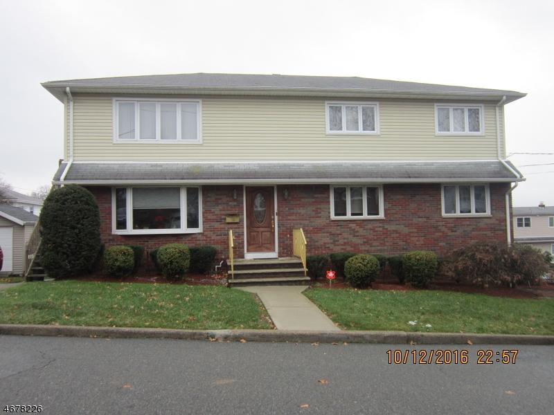 Casa Unifamiliar por un Alquiler en 117 Rose Place Woodland Park, Nueva Jersey 07424 Estados Unidos