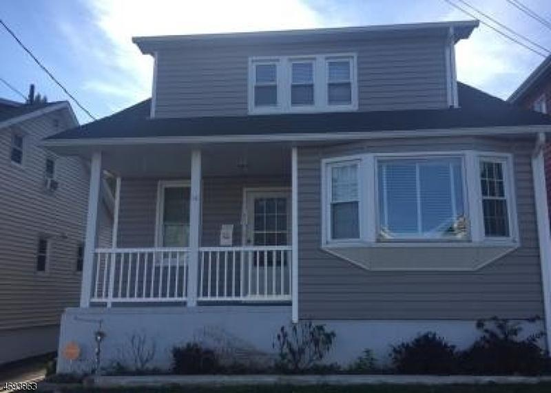 Casa Unifamiliar por un Venta en 18 Oxford Street Haledon, Nueva Jersey 07508 Estados Unidos
