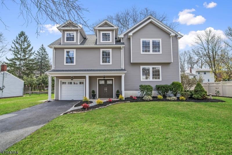 Casa Unifamiliar por un Venta en 78 Portland Avenue Fanwood, Nueva Jersey 07023 Estados Unidos