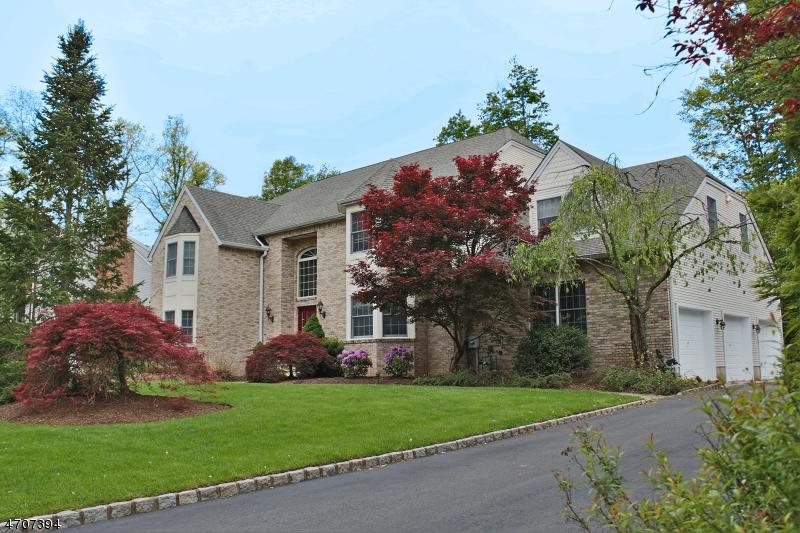 Maison unifamiliale pour l Vente à 84 Heather Court Allendale, New Jersey 07401 États-Unis