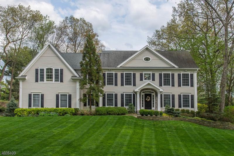 Частный односемейный дом для того Продажа на 456 Old Post Road Wyckoff, Нью-Джерси 07481 Соединенные Штаты