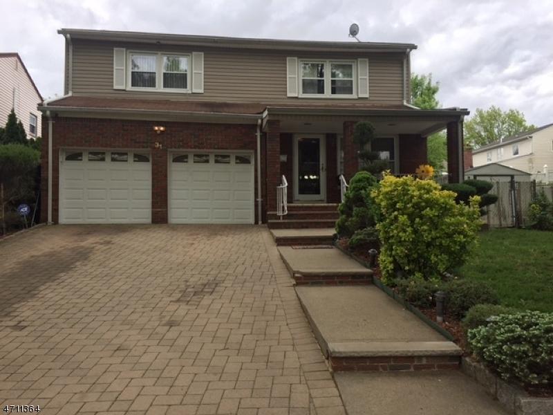 獨棟家庭住宅 為 出售 在 31 George Street Bloomfield, 新澤西州 07003 美國