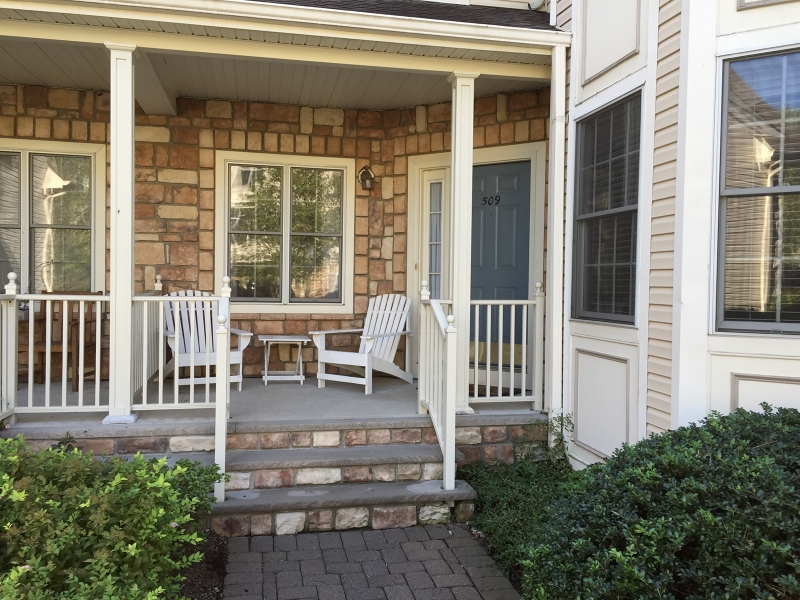 Single Family Home for Rent at 509 Binghampton Lane Livingston, New Jersey 07039 United States