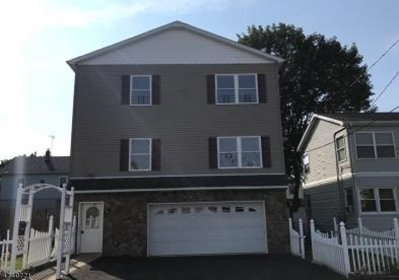 Multi-Family Home for Sale at 14 N 15th Street Haledon, New Jersey 07508 United States
