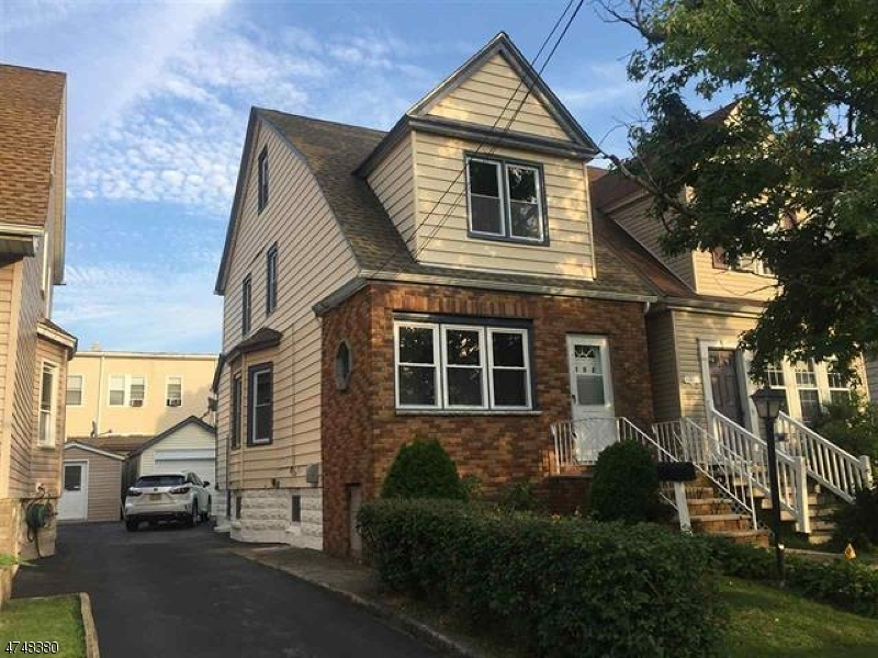 Single Family Home for Sale at 852 Devon St , Kearny, 07032 United States