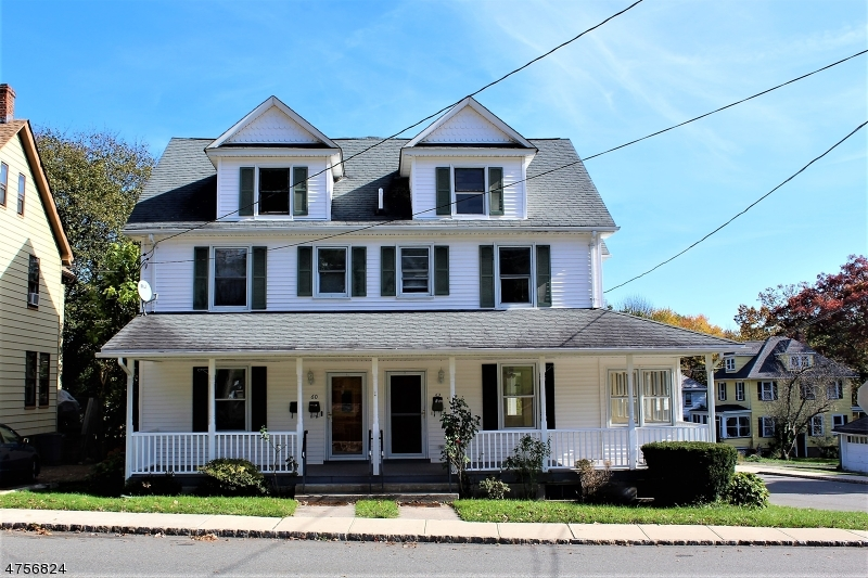Multi-Family Home for Sale at 62 UNION Street Wharton, New Jersey 07885 United States