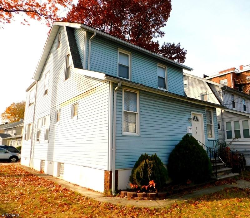 独户住宅 为 出租 在 175 Berkshire Place Irvington, 新泽西州 07111 美国