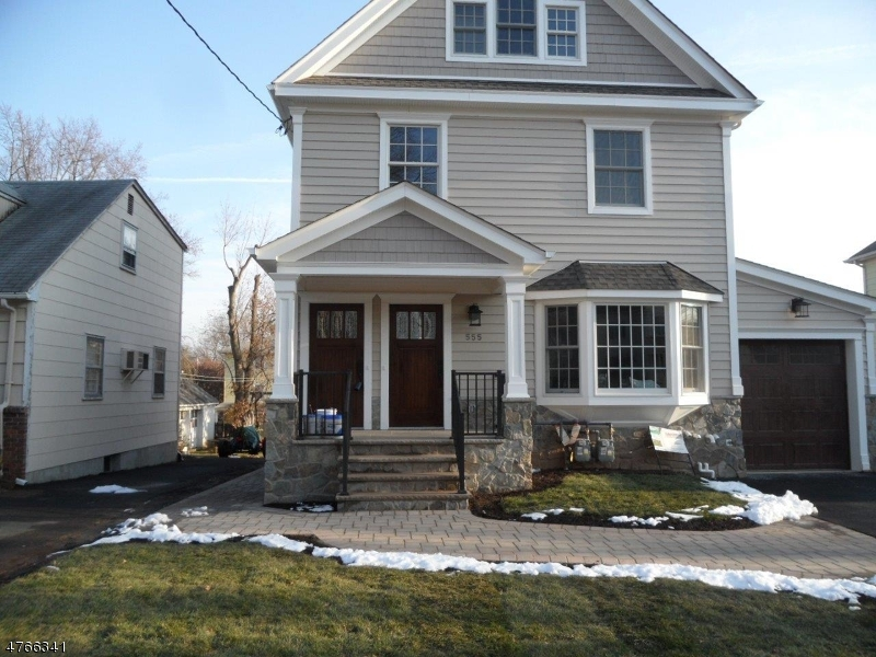 Single Family Home for Rent at 555 Cumberland Street Westfield, New Jersey 07090 United States